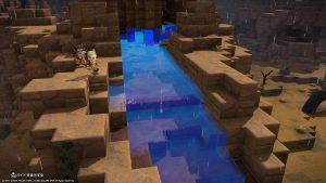 【ビルダーズ2】掘ると出てくる巨大な水源地があるよ
